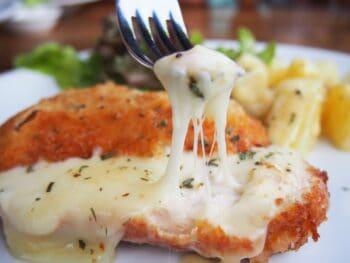 cheesy chicken recipe