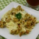 chicken stuffing casserole recipe