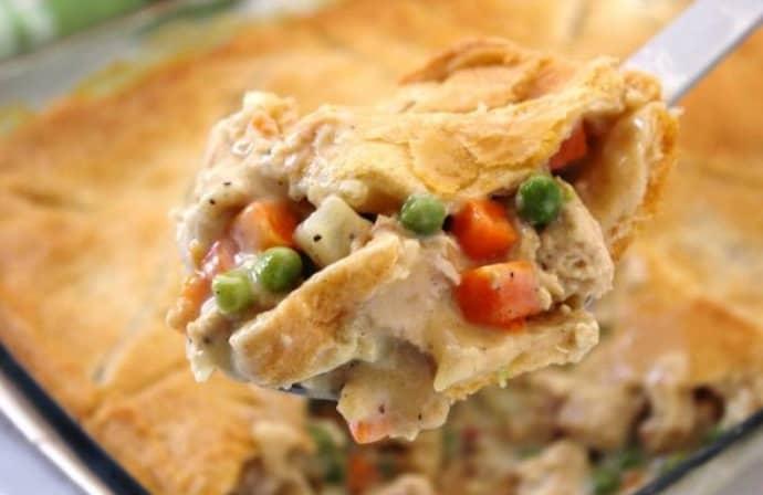 Moms who think chicken pot pie recipe chicken pot pie recipe forumfinder Image collections
