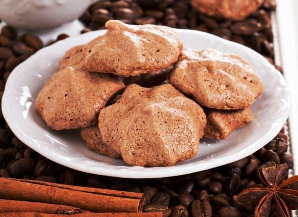 Chocolate Meringue Cookie Recipe