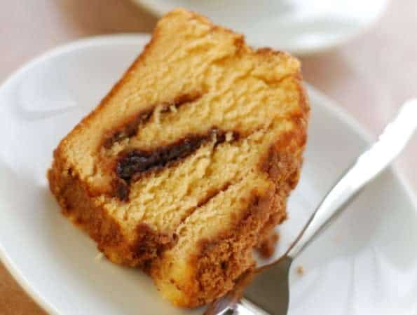 Cinnamon Swirl Bundt Cake Recipe - Moms Who Think