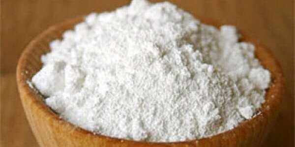 Cornstarch for Cleaning Glass