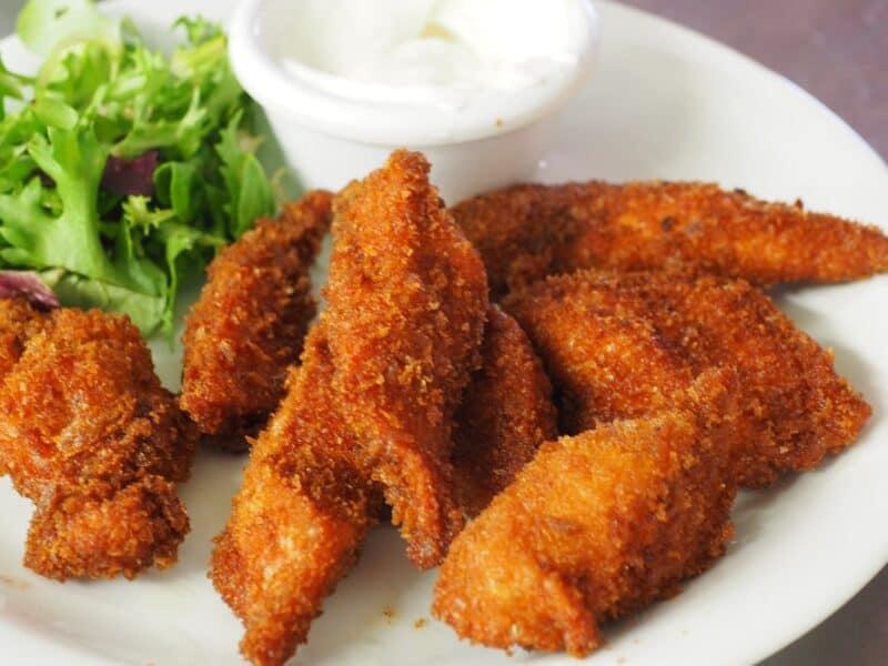 cracker chicken recipe