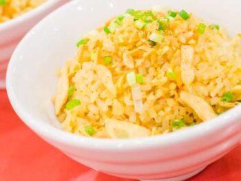 Easy Garlic Rice
