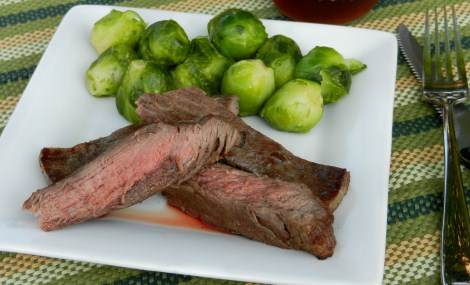 easy london broil recipe