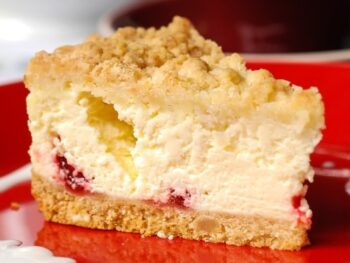 Filled Cheesecake Recipe