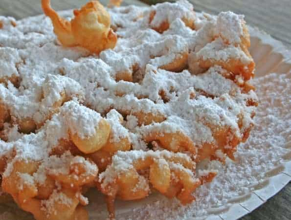 Moms Who Think Funnel Cake Recipe