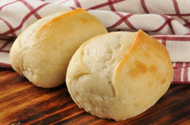 Mama Shirley's Bread and Roll Recipes