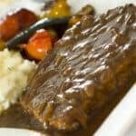 easy salisbury steak