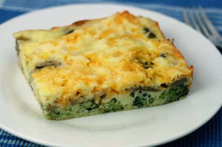 Moms Who Think Impossible Broccoli Cheese Pie