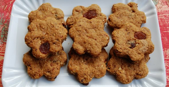 Indian Cookie Recipe