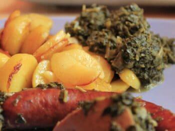 italian sausage and potatoes