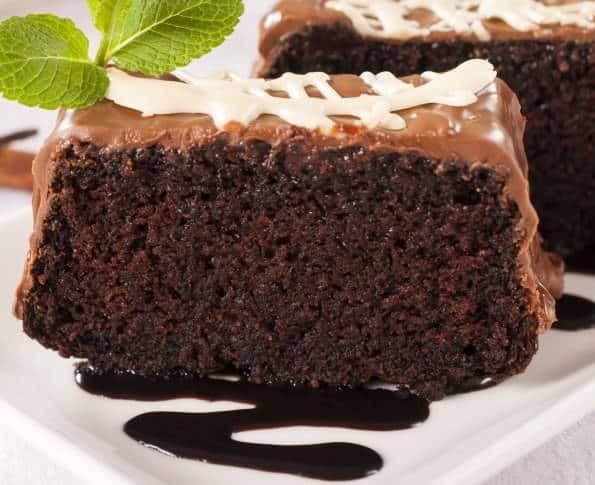 Mafioso Chocolate Cake