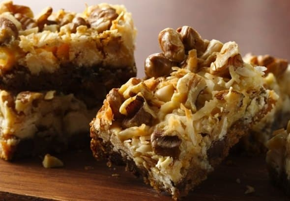 Basic Seven-Layer Bars Recipes — Dishmaps