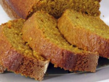 Thanksgiving Pumpkin Bread Recipes