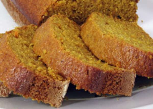 Thanksgiving Pumpkin Bread Recipes