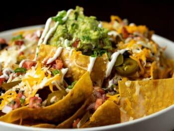 nacho dinner recipe
