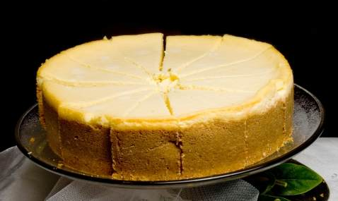 Moms Who Think New York Cheesecake Recipe
