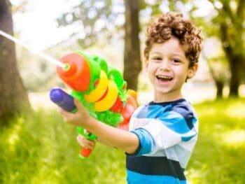 Outdoor Games for Boys