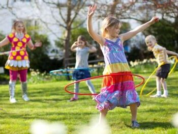 Outdoor Games for Girls