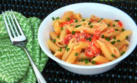 penne pasta with vodka sauce recipe