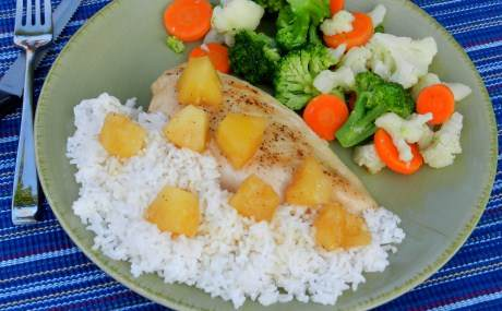pineapple-glazed-chicken