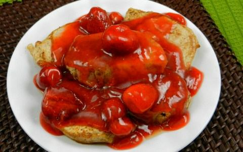 pork-chops-with-strawberry-sauce