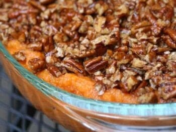 Praline Sweet Potatoes